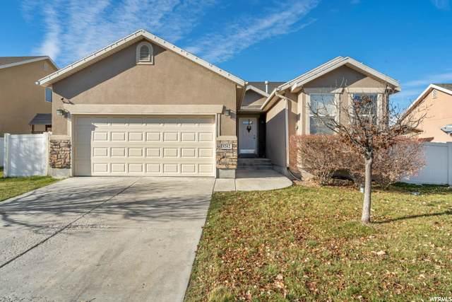 3242 S Park Springs Dr, West Valley City, UT 84120 (#1715102) :: Bustos Real Estate | Keller Williams Utah Realtors