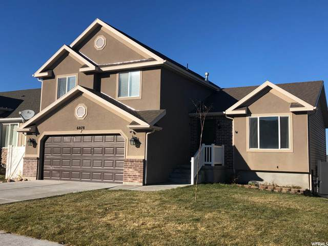6078 W Stillridge Dr, West Valley City, UT 84128 (MLS #1715117) :: Jeremy Back Real Estate Team