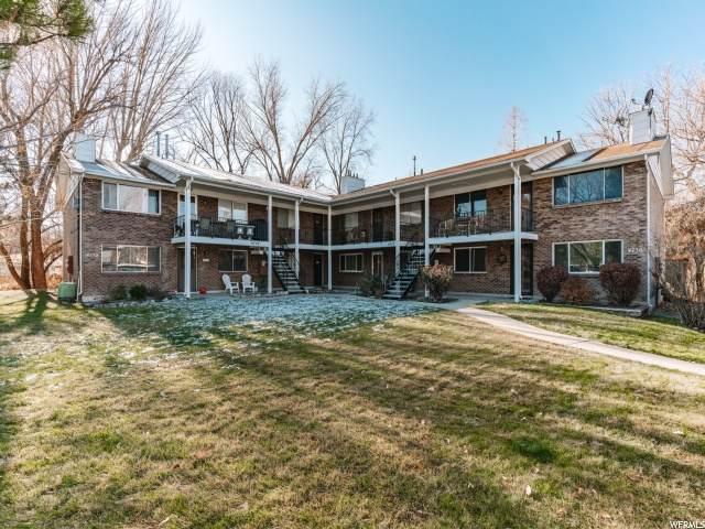4752 S 700 E #106, Salt Lake City, UT 84107 (#1715136) :: Doxey Real Estate Group