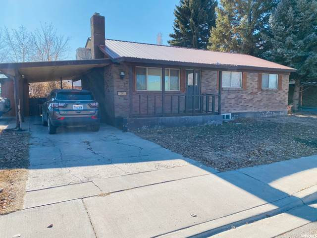 623 W 250 S, Vernal, UT 84078 (#1715141) :: REALTY ONE GROUP ARETE