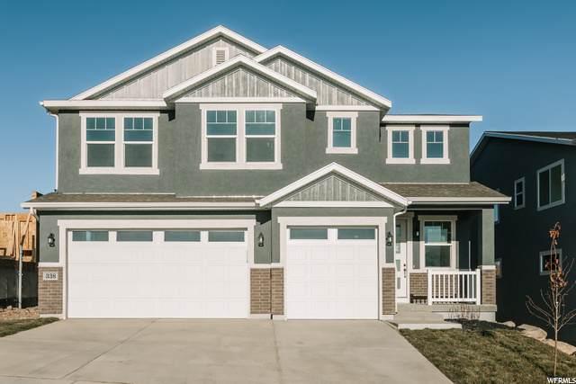 338 W Rocky Creek Way #11205, Saratoga Springs, UT 84045 (#1715156) :: Colemere Realty Associates