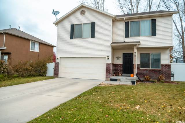 948 W 180 S, Spanish Fork, UT 84660 (#1715159) :: RE/MAX Equity