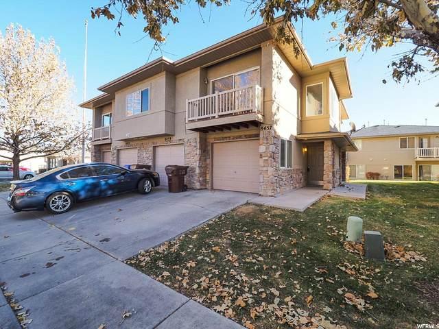 8457 S Ivy Springs Ln W, West Jordan, UT 84081 (#1715172) :: Utah Best Real Estate Team   Century 21 Everest