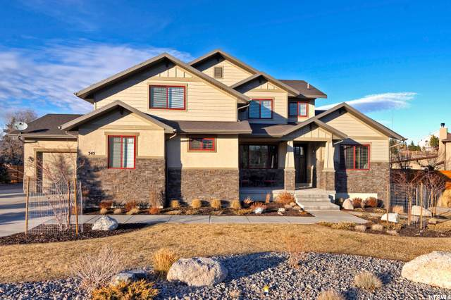 345 Starview Dr, Park City, UT 84098 (#1715174) :: Exit Realty Success