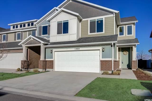 11883 S Rushmore Park Ln, Herriman, UT 84096 (#1715188) :: Berkshire Hathaway HomeServices Elite Real Estate