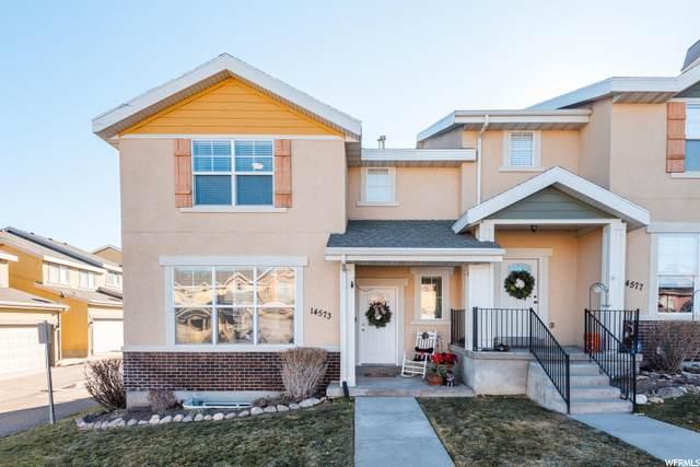 14573 S Pebble Rose Dr, Herriman, UT 84096 (#1715202) :: Berkshire Hathaway HomeServices Elite Real Estate
