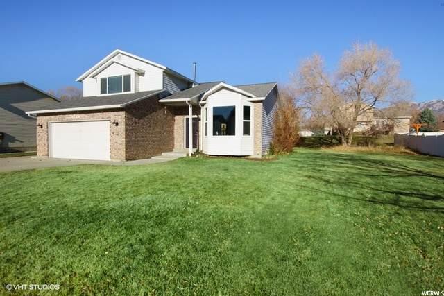 4716 W Vista Dr N, Highland, UT 84003 (#1715221) :: Berkshire Hathaway HomeServices Elite Real Estate