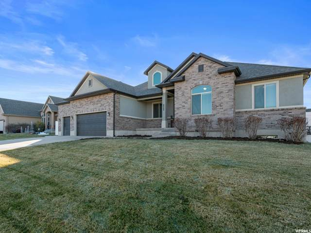8544 S Rundlestone Dr, West Jordan, UT 84081 (#1715239) :: Red Sign Team