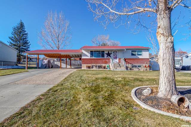 369 N 800 E, Payson, UT 84651 (#1715247) :: Berkshire Hathaway HomeServices Elite Real Estate