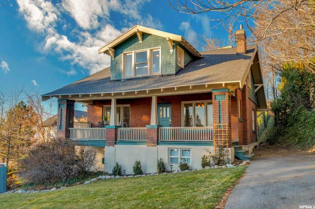 84 W Apricot Ave, Salt Lake City, UT 84103 (#1715269) :: Doxey Real Estate Group