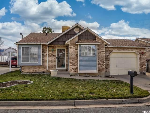 1210 E 3125 N, Layton, UT 84040 (#1715273) :: Doxey Real Estate Group