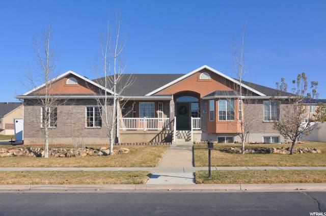 1401 Doral Dr, Syracuse, UT 84075 (#1715276) :: Big Key Real Estate