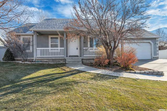 1465 S 150 W, Payson, UT 84651 (#1715280) :: Berkshire Hathaway HomeServices Elite Real Estate