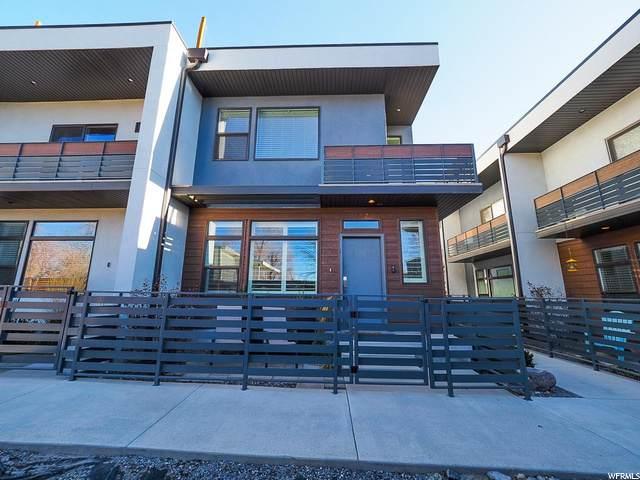 773 N Marmalade Ln W, Salt Lake City, UT 84103 (#1715294) :: Doxey Real Estate Group