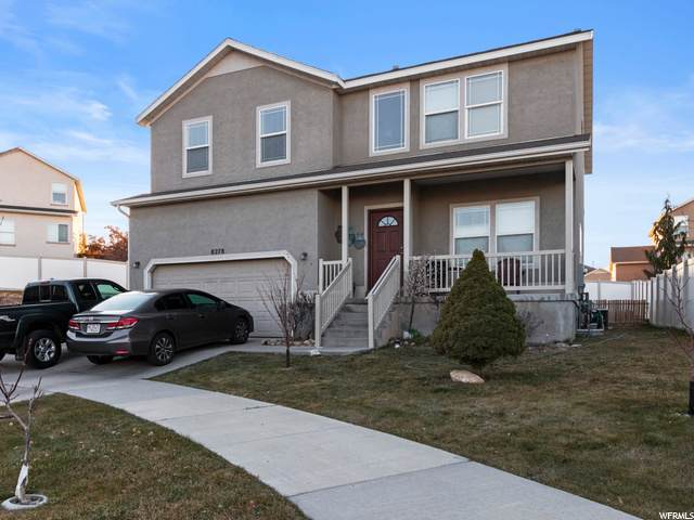 8278 S Oak Acorn Ct, West Jordan, UT 84081 (#1715297) :: Red Sign Team
