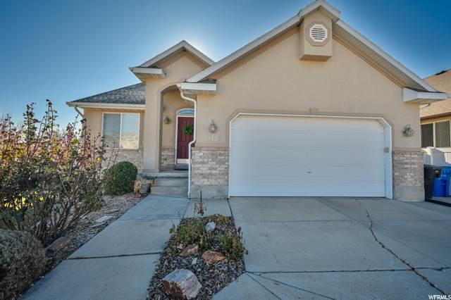 12492 S Rampart Way, Herriman, UT 84096 (#1715323) :: Berkshire Hathaway HomeServices Elite Real Estate