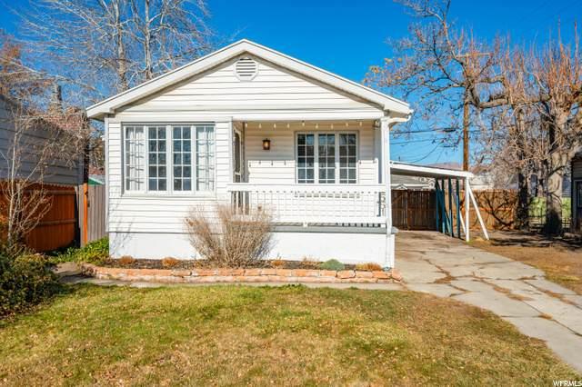 551 E Elm Ave, South Salt Lake, UT 84106 (#1715387) :: Doxey Real Estate Group