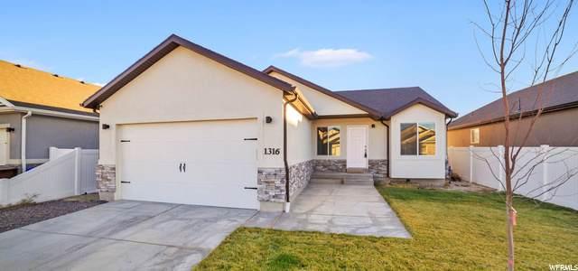 1316 E Skip St, Eagle Mountain, UT 84005 (#1715419) :: Berkshire Hathaway HomeServices Elite Real Estate