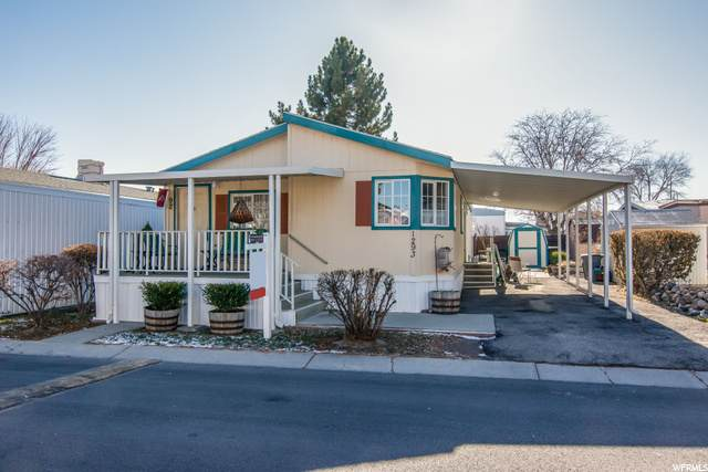 1293 W Hummingbird St #92, Salt Lake City, UT 84123 (MLS #1715427) :: Jeremy Back Real Estate Team