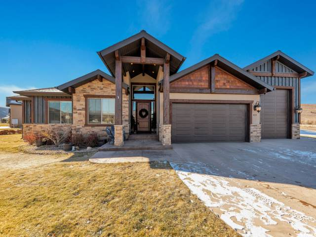 823 W Summit Haven Cir, Francis, UT 84036 (#1715429) :: Belknap Team