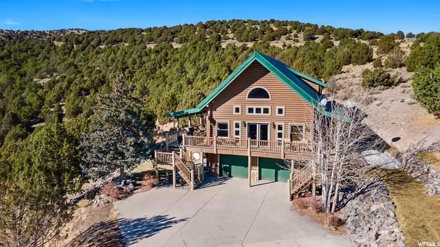 15053 S Shaggy Mountain Rd, Herriman, UT 84096 (#1715430) :: Big Key Real Estate