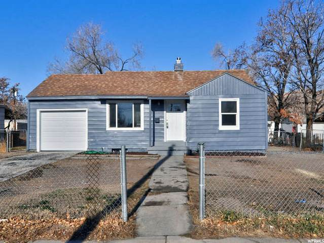862 W 600 N, Salt Lake City, UT 84116 (#1715435) :: Big Key Real Estate
