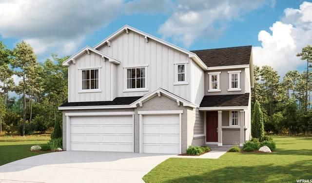 11827 S Signal Crst W #104, Herriman, UT 84096 (#1715446) :: Berkshire Hathaway HomeServices Elite Real Estate