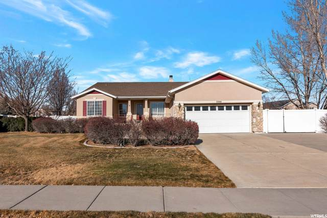 5398 W Wheatridge Ln S, West Jordan, UT 84088 (#1715458) :: Red Sign Team