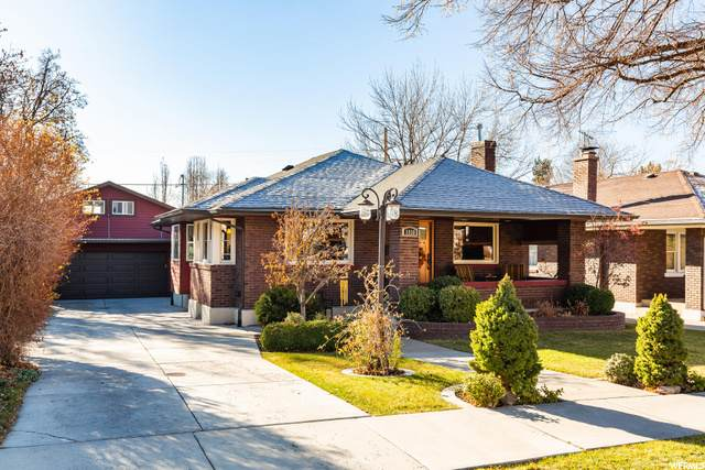 1538 E Downington Ave, Salt Lake City, UT 84105 (#1715461) :: Big Key Real Estate
