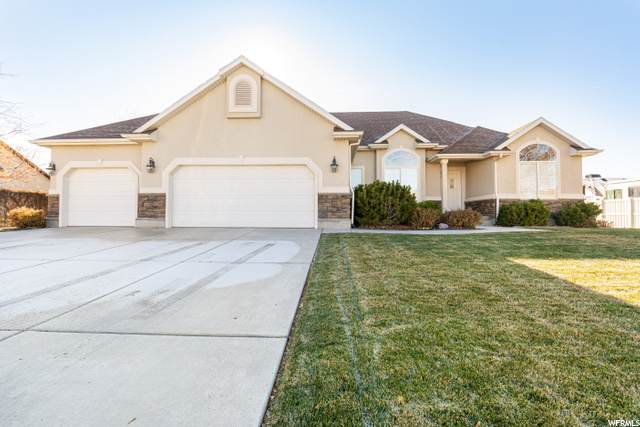 3615 W 775 N, Layton, UT 84041 (#1715469) :: Big Key Real Estate
