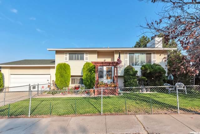 4283 S 3920 W, West Valley City, UT 84120 (#1715478) :: Big Key Real Estate