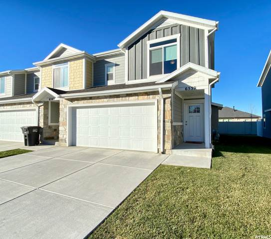 6539 S Liberty Way E, South Weber, UT 84405 (#1715482) :: Big Key Real Estate
