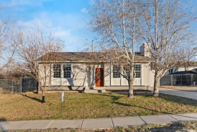 4149 S 6115 W, West Valley City, UT 84128 (#1715497) :: Big Key Real Estate