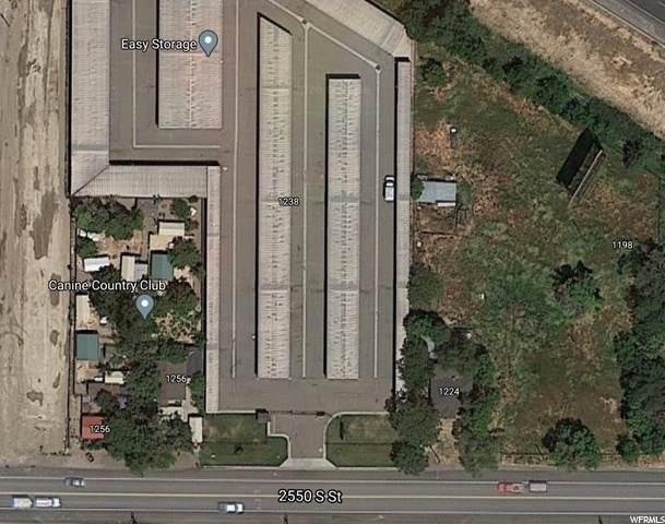 1256 W 2550 S, Ogden, UT 84401 (#1715500) :: Big Key Real Estate