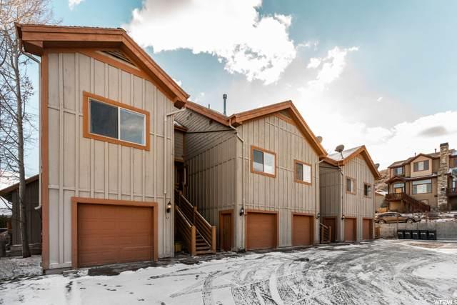 5441 N Bobsled Blvd #200, Park City, UT 84098 (#1715502) :: Big Key Real Estate