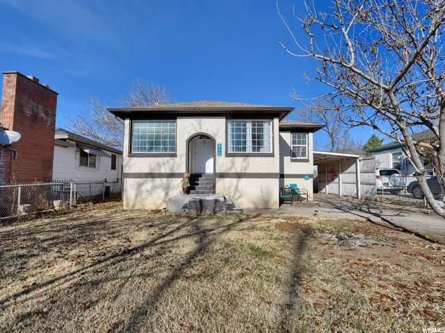 840 Patterson St, Ogden, UT 84403 (#1715503) :: Big Key Real Estate
