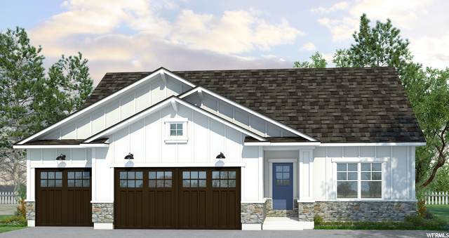 3601 S Mcgregor Ln #502, Saratoga Springs, UT 84045 (#1715518) :: Berkshire Hathaway HomeServices Elite Real Estate