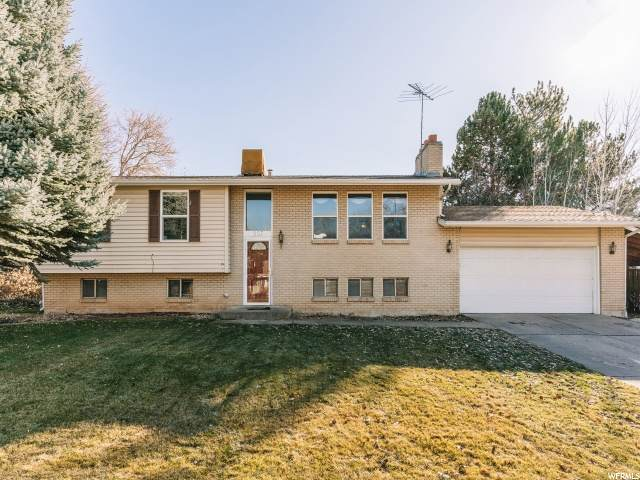 107 W 600 N, Kaysville, UT 84037 (#1715531) :: Big Key Real Estate