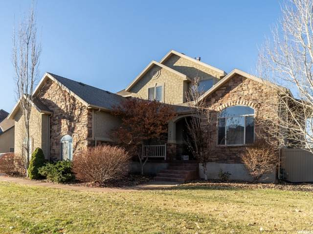 245 N Sierra Way W, Layton, UT 84041 (#1715543) :: Big Key Real Estate