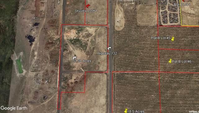 12765 N Highway 132 Hwy E, Chester, UT 84623 (#1715549) :: Big Key Real Estate