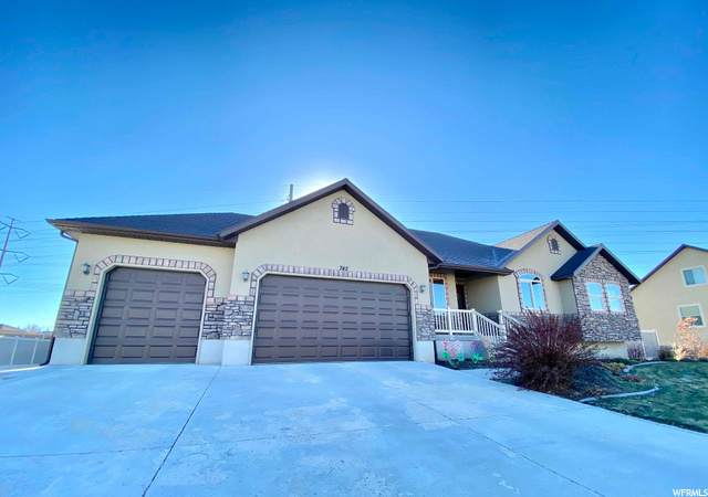 745 W 1100 S, Lehi, UT 84043 (#1715553) :: Berkshire Hathaway HomeServices Elite Real Estate