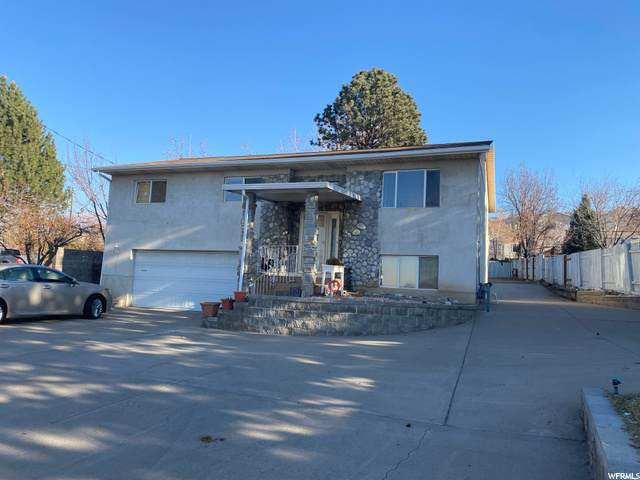 158 N Orchard Dr, North Salt Lake, UT 84054 (#1715560) :: Big Key Real Estate