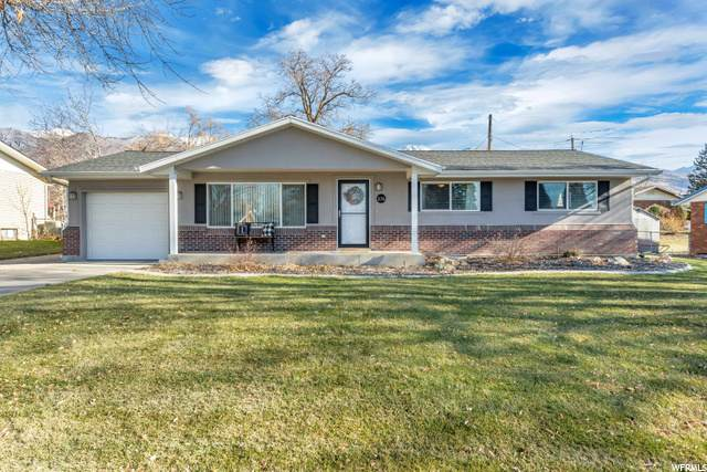 376 N 700 E, Kaysville, UT 84037 (#1715562) :: Big Key Real Estate