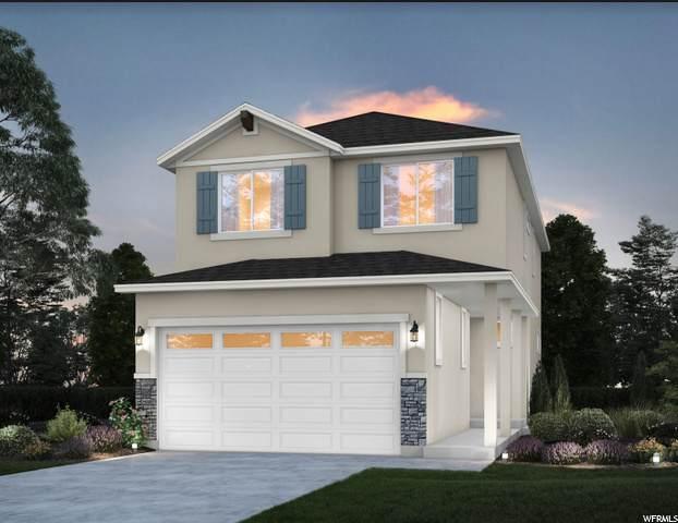 1673 W Rockaway Ln #18, West Jordan, UT 84084 (#1715563) :: Berkshire Hathaway HomeServices Elite Real Estate