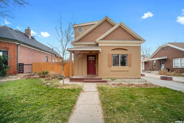 1860 S 800 E, Salt Lake City, UT 84105 (#1715566) :: Big Key Real Estate