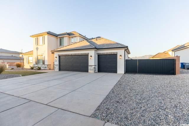 2249 E Fieldstone Cir, St. George, UT 84790 (#1715570) :: Big Key Real Estate