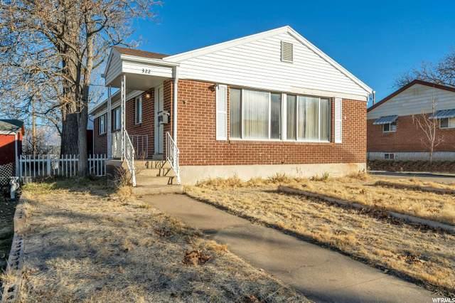 322 E 4575 S, Ogden, UT 84405 (#1715571) :: Big Key Real Estate