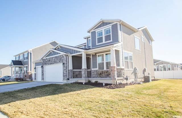 1469 W 500 S, Syracuse, UT 84075 (#1715578) :: Big Key Real Estate