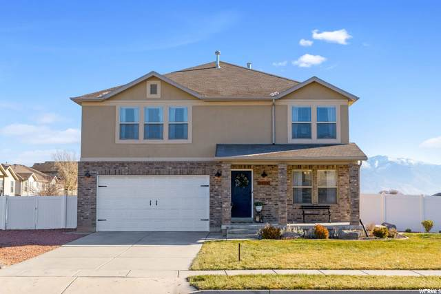 2449 Doral Dr, Syracuse, UT 84075 (#1715598) :: Doxey Real Estate Group