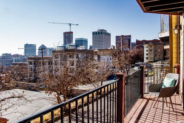 212 E 1ST Ave, Salt Lake City, UT 84103 (#1715600) :: Big Key Real Estate